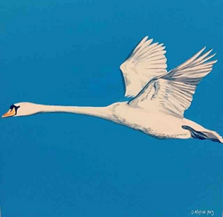 White Swan - Sold