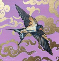 Soaring High - Original Sold