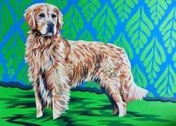 The Golden Retriever - Sold