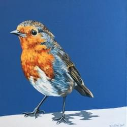 Rocking Robin - Original Sold