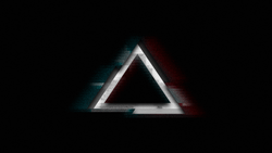 Pixelated Triangle