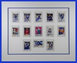 NHL SIGNED HOCKEY CARD COLLECTION