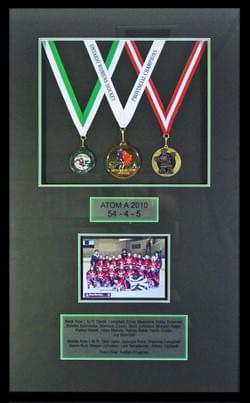 GIRL'S HOCKEY - MEDAL COLLECTION