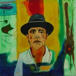 """Josef Beuys"" The History of Art by Men Series-SOLD"