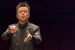 Mark Tse conducting the UWWE