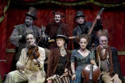 The Cast of The Ghastly Dreadfuls
