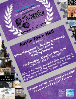 (In)Justice For All Film Festival at Austin Town Hall