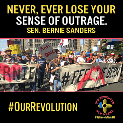 #OurRevolution