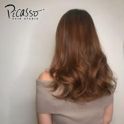 Picasso Hair Studio | Perm Specialist | Trendy Hair Color ...