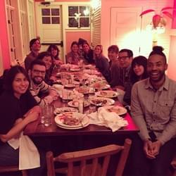 Sundance Film Forward Fellows + Latino Screenwriting Project Fellows Unite!