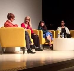 Women In Film Panelist for Smithsonian's Museum Day Live