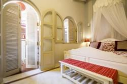 Classy Rooms in a romantic Hotel