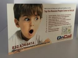 Freestanding ER Direct Mail