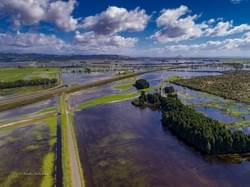Floods. Bay of Plenty. Rainfall. NZ