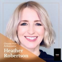 Heather Robertson – Salon enquiries/ recruitment