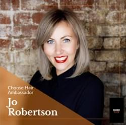 Jo Robertson – Sponsor communications / Industry media