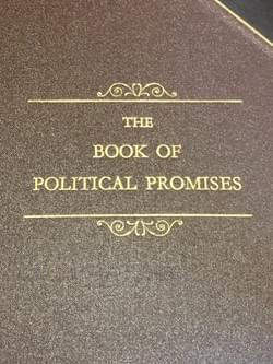 The Book of Political Promises