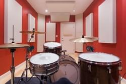 Lost Ark Studio Drum Room