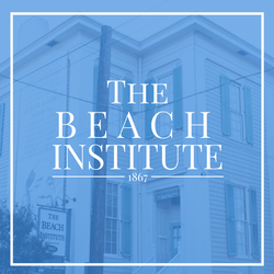 The Beach Institute African American Cultural Arts Center in Savannah, GA