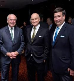 Mark and 2 great commissioners, Bill Bratton and Ray Kelly