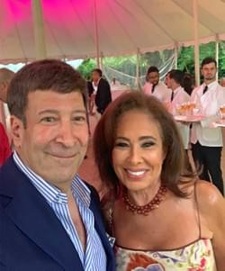 In the Hamptons with Judge Jeanine Pirro