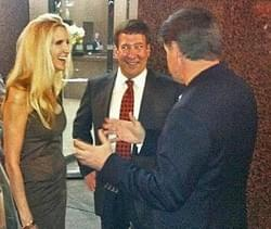 Ann Coulter, Mark Simone, Sean Hannity