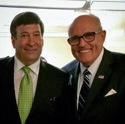 Mark Simone, Rudy Giuliani
