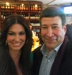 Kimberly Guilfoyle and Mark Simone