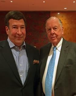 Mark and Boone Pickens