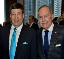 Mark Simone and Larry Kudlow