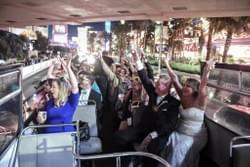 Wedding Party in Las Vegas !!