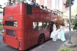 Rent a Double Decker Bus for Your Wedding
