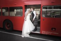 Double Decker Bus Wedding - Las Vegas NEvada