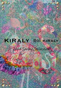 KIRALY 2014 Spring Invitation card
