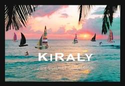 KIRALY 2015 Summer Invitation card