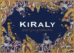 KIRALY 2015 Spring Invitation card