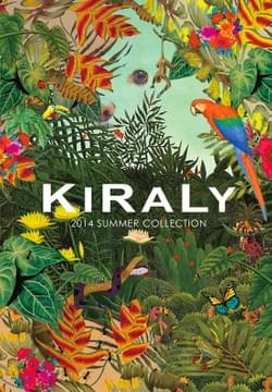 KIRALY 2014 Summer Invitation card