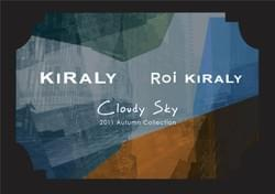 KIRALY 2011 Autumn Invitation card