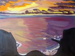 Alojera sunset #! (SOLD)