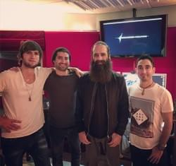 MOMA Sound Studios w/ Sebu Simonian of Capital Cities [2016]