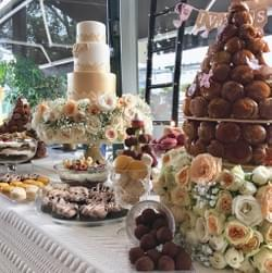 Bespoke Dessert Table