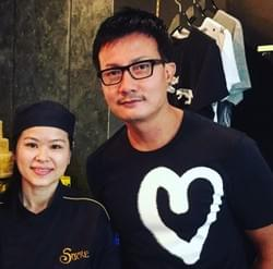 Mad About Sucre Celebrity visit by Mr Chen Hanwei
