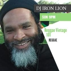 Levi Tafari aka DJ Iron Lion