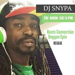14.	John Wood  aka DJ Snypa Roots Connection  Reggae Spin
