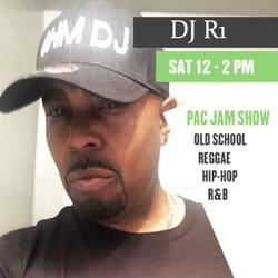 DJ R One-The 99 Pac Jams Show