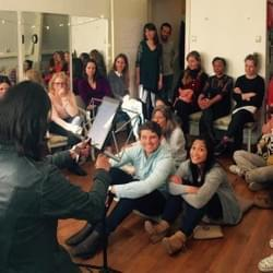 Claudia Rolando Singing Lessons Group