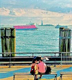 — most loved (New York Harbor), July 2019
