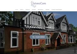 Salveo Care. Kingfishers Nursing Home