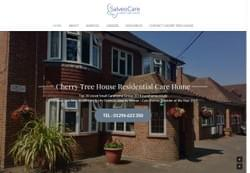 Salveo Care. Cherry Tree House Residential Home