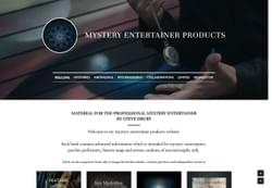 Mystery entertainer products. Inner Rapport Publishing